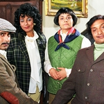 "Image for the Sitcom programme ""Goodness Gracious Me"""