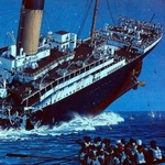 "Image for the Film programme ""S.O.S. Titanic"""