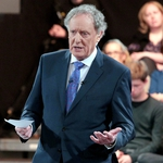 "Image for the Talk Show programme ""The People's Debate with Vincent Browne"""