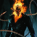 "Image for the Film programme ""Ghost Rider"""