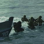 "Image for the History Documentary programme ""D-Day Sacrifice"""