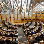 "Image for the Political programme ""Scottish Parliament"""