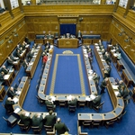 "Image for the Political programme ""Northern Ireland Assembly"""
