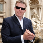 "Image for the Documentary programme ""Suggs' Italian Job"""
