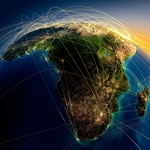 "Image for the News programme ""Africa Today"""