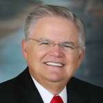 "Image for the Religious programme ""John Hagee Ministries"""