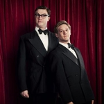 "Image for the Drama programme ""Eric and Ernie"""