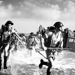 "Image for the History Documentary programme ""D-Day"""