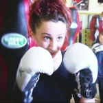 "Image for the Documentary programme ""My Life: Boxing Girls"""