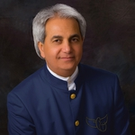 "Image for the Religious programme ""This is Your Day - Benny Hinn"""
