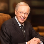 "Image for the Religious programme ""In Touch - Charles Stanley"""