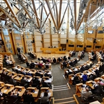 "Image for the Political programme ""Scottish Parliament Committee"""