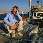 "Image for the Travel programme ""Michael Palin: New Tales From Around the World in 80 Days"""