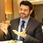 "Image for the Cookery programme ""Adam Richman's Fandemonium"""