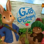 "Image for the Childrens programme ""Guto Gwningen"""