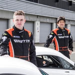 "Image for the Motoring programme ""Ginetta GT5 Challenge"""