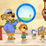 "Image for the Animation programme ""Pip Ahoy!"""