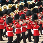 "Image for the News programme ""Trooping the Colour"""