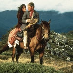 "Image for the Film programme ""The Man From Snowy River"""