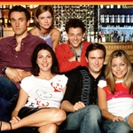"Image for the Sitcom programme ""Coupling"""