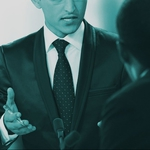 "Image for the Business and Finance programme ""The Business Interview"""