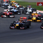 "Image for the Motoring programme ""F1 the British Grand Prix"""