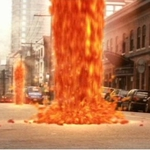 "Image for the Film programme ""Disaster Zone: Volcano in New York"""