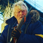"Image for the Film programme ""Hobo with a Shotgun"""