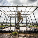 "Image for the Documentary programme ""Royal Marines Commando School"""