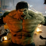 "Image for the Film programme ""The Incredible Hulk"""