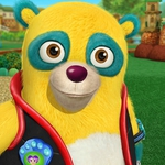 "Image for the Childrens programme ""Special Agent Oso: 3 Healthy Steps"""