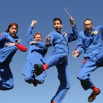 "Image for the Childrens programme ""Imagination Movers"""