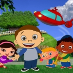 "Image for the Childrens programme ""Little Einsteins"""