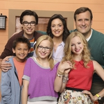 "Image for the Childrens programme ""Liv and Maddie"""