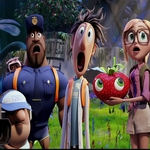"Image for the Film programme ""Cloudy with a Chance of Meatballs 2"""