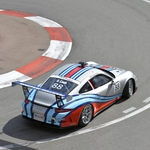 "Image for the Motoring programme ""Porsche Supercup"""