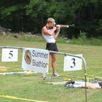 "Image for the Sport programme ""Summer Biathlon"""