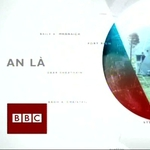 "Image for the News programme ""An La"""