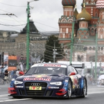 "Image for the Motoring programme ""Live DTM"""