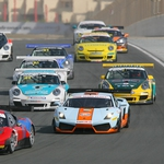 "Image for the Motoring programme ""International GT Open Highlights"""