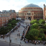 "Image for the Music programme ""Proms Extra"""