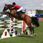 "Image for the Sport programme ""Show Jumping"""