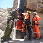 "Image for the Documentary programme ""Chilean Mine Rescue"""