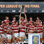 "Image for the Sport programme ""Super League Grand Final Gold"""