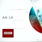 "Image for the News programme ""An Là (News)"""