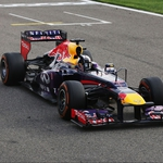 "Image for the Motoring programme ""F1: Bahrain Grand Prix"""