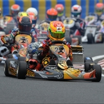 "Image for the Motoring programme ""Super 1 British Karting Championships"""