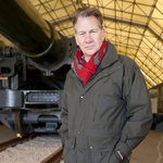 "Image for the History Documentary programme ""Railways of the Great War with Michael Portillo"""