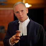"Image for the Entertainment programme ""Judge Rinder"""