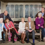 "Image for the Sitcom programme ""Boomers"""